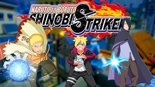 Naruto to Boruto Shinobi Striker - Squad Up!