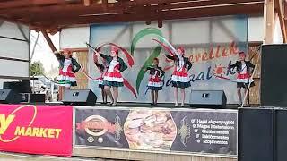 Abádszalók böllér fesztivál 2019. 03.09 Dalma Dance 1