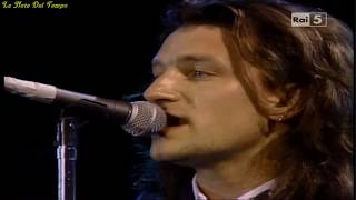 U2 M.L.K Pride & Bad Live Conspiracy of Hope Tour 1986 New HQ Sound