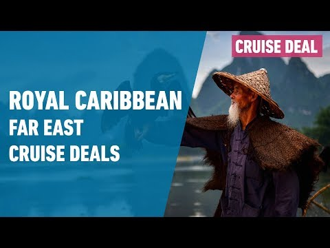 Royal Caribbean Far East Cruise Deals | Asia Cruise Deals