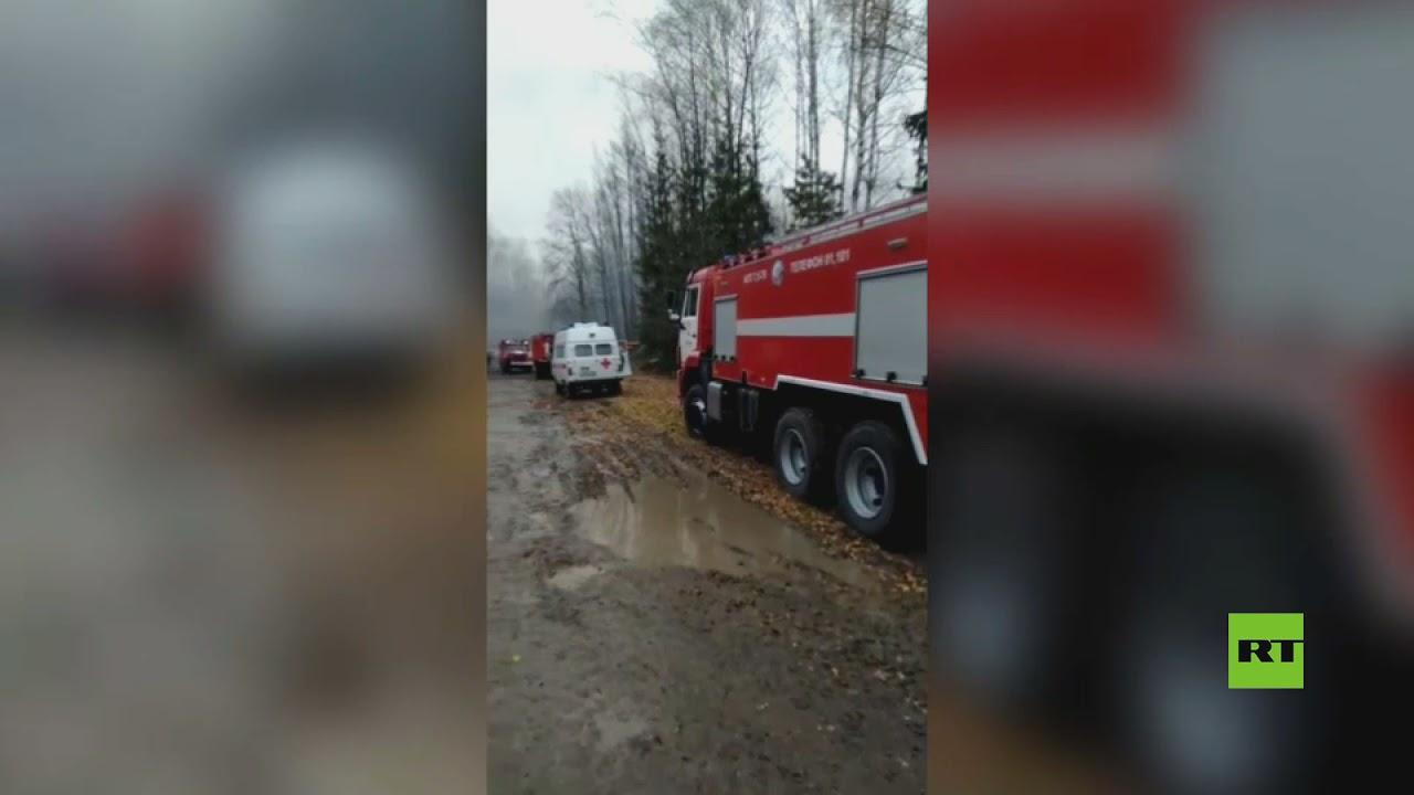 روسيا.. 16 قتيلا جراء انفجار وحريق داخل ورشة لإنتاج البارود في مصنع بمقاطعة ريازان  - نشر قبل 11 ساعة