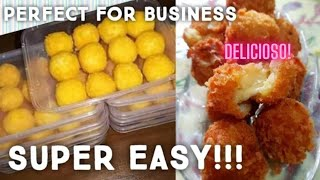 TRENDING POTATO BALLS! PINOY TASTE VERSION!