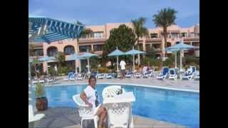 Египет. Хургада. отель Али Баба. Бар у бассейна.(, 2012-12-02T12:50:14.000Z)