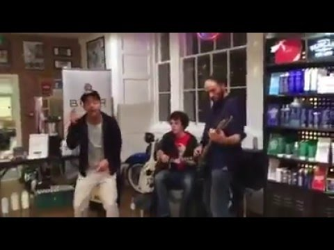 Superstylin Live At Kiehl's Boutique