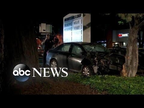 Car ramming attack in California
