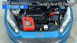 "MV 48 - ""Fiesta's First Oil Change"""