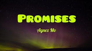 Agnez Mo - Promises (Lyrics Video)