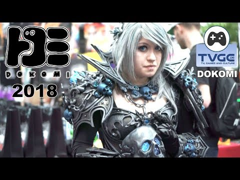 DOKOMI 2018 DÜSSELDORF | COSPLAY VIDEO TVGC