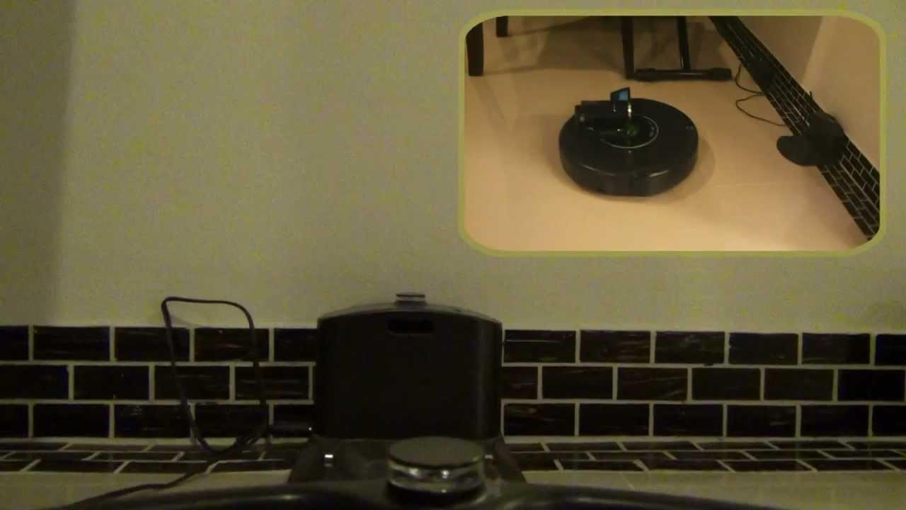 meilleur aspirateur robot irobot roomba avis. Black Bedroom Furniture Sets. Home Design Ideas