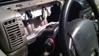 Jeep Wrangler Project: LED Dash Install