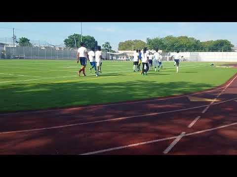 Training Tilden high school for this season 2017 2018