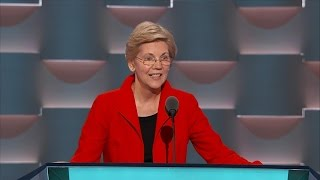 Elizabeth Warren FULL SPEECH at Democratic National Convention