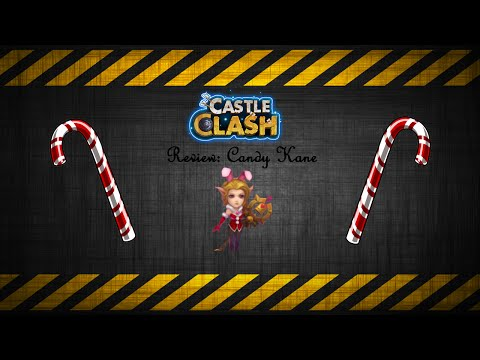 Castle Clash | Candy Kane Review