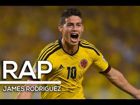 RAP DO JAMES RODRIGUEZ | COLOMBIA | RAP TRIBUTO 94º | KANHANGA SPORTRAP