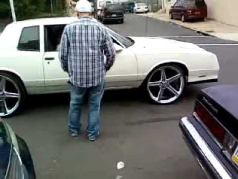 Monte Carlo Ss On 24 In Irocs Youtube