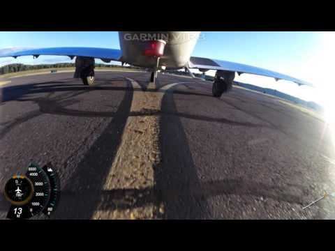 MOONEY - M20J - N201N - Lancaster Flight