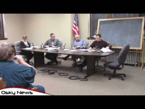 Mahaska County Supervisors - Airport Discussion