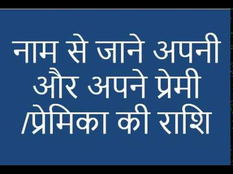 Free | Naam se jane Rashi | Know your Astrology Zodiac Signs by name | नाम से राशि जाने