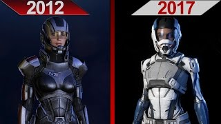 SBS Comparison |  Mass Effect 3 (2012) vs. M.E.: Andromeda (2017) | ULTRA | GTX 970 + Benchmark