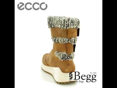 873c7c3ac6 ECCO Noyce 834613-02291 Tan ankle boots