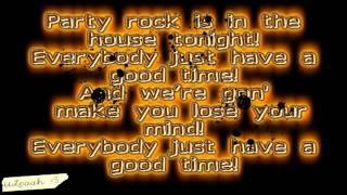 Lmfao Ft. Lauren Bennett Goonrock Party Rock Anthem Lyrics on Screen.mp3