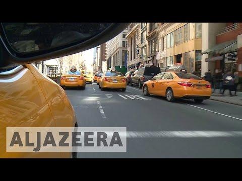 Mobile apps threaten New York