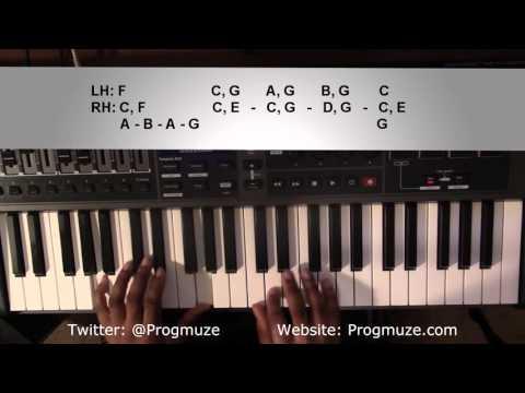 Piano Lesson | Justin Bieber | Purpose