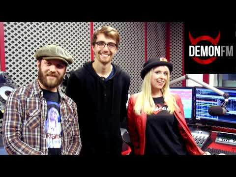 Louise Steel - Demon FM Radio Interview  📻🤗
