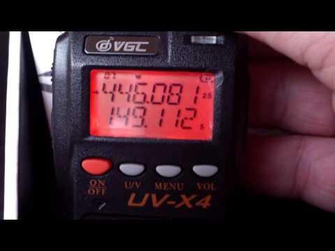 VGC UV-X4