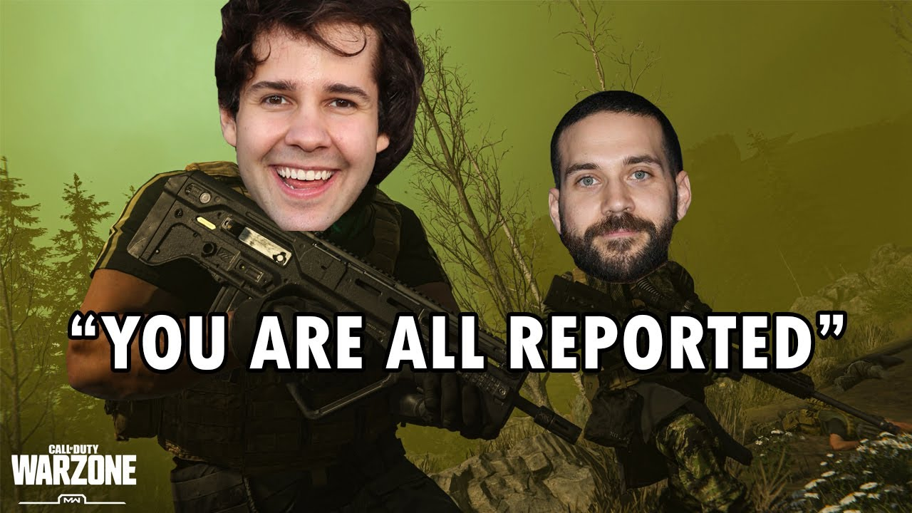 David Dobrik Search and Destroy with Joe, John, Mike and Sky | Twitch Live Stream