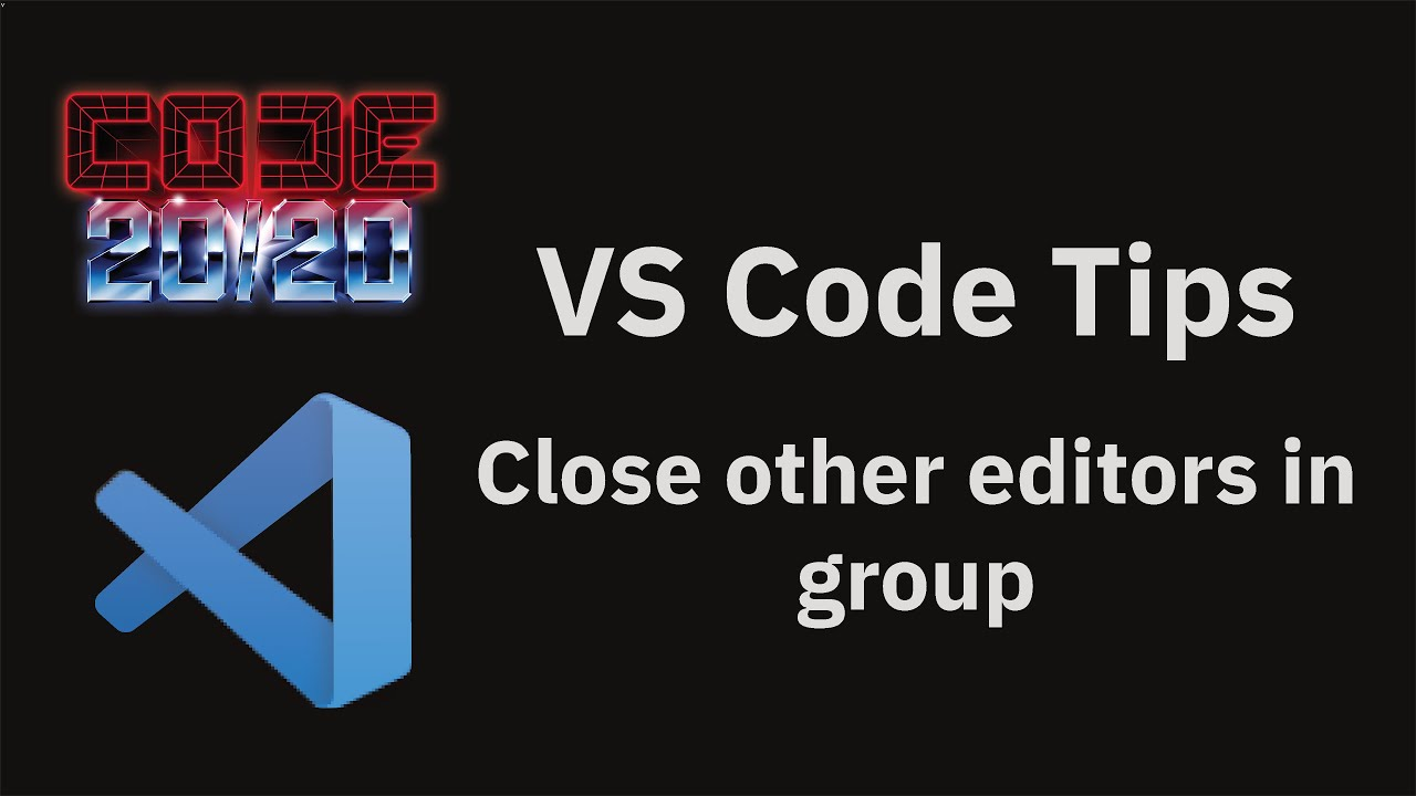 Close other editors in group