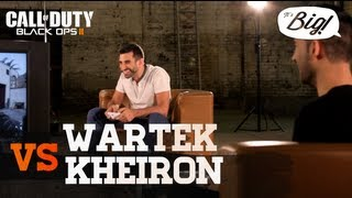 WaRTeK VS Kheiron - 1vs1 sur Black Ops 2