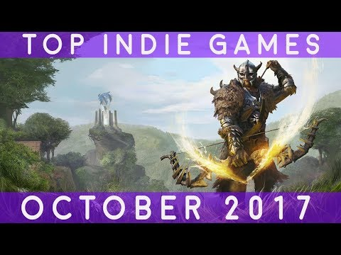 Top 10 Best NEW Indie Games October 2017 (PS4, PC, One, Switch)