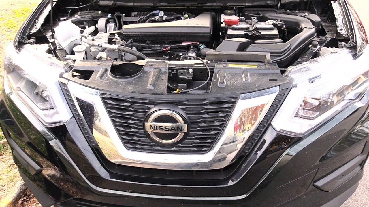 Headlight Change Nissan Rogue 2017 2018 Easy
