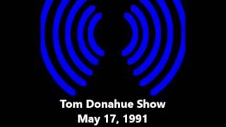 Tom Donahue Interviews Ric Flair