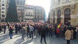 Libres e Iguales celebra en Bilbao el aniversario de la Constitución