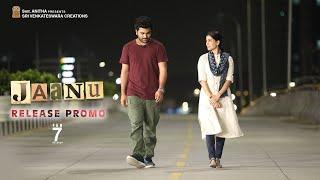 Jaanu Release Promo 2 - Sharwanand, Samantha   Dil Raju