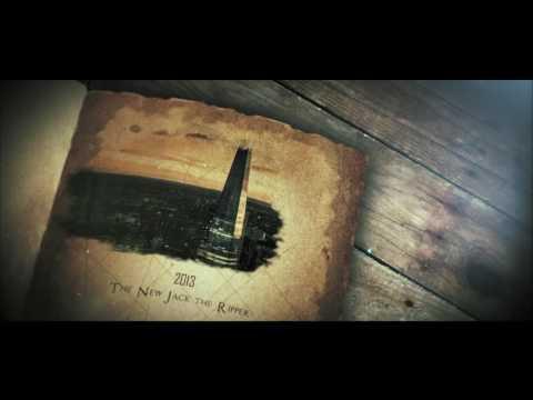 Booktrailer The Ripper
