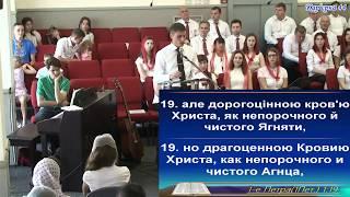 Кровь Авеля и кровь Христа – Игорь Кулик, проповедь, Карьерная 44