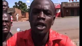 Temutufuula lusuku: Abasuubuzi e Busia batabukidde poliisi e Iganga
