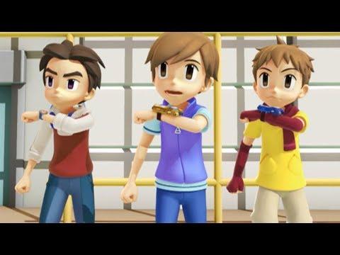 TOBOT English | 118 Race to Rescue | Season 1 Full Episode | Kids Cartoon | Kids Movies