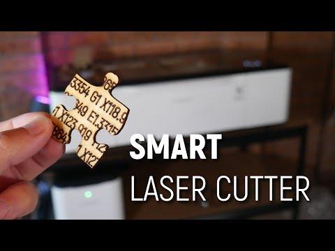 Makeblock Laserbox Review - A SMART CO2 Laser Cutter