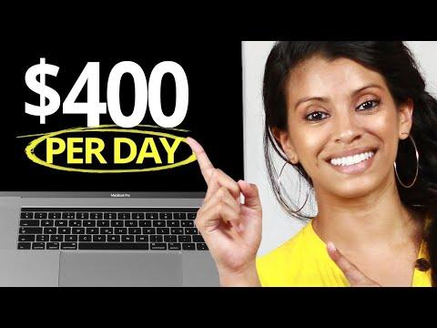 8 PASSIVE INCOME IDEAS: How I Make $400 Per Day 💵