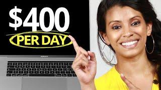 8 PASSIVE INCOME IDEAS: How I Make $400 Per Day