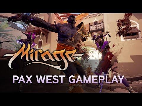 Mirage: Arcane Warfare - PAX West Gameplay Trailer