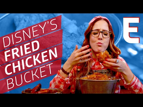 Disney World's Crispy Fried Chicken Is Too Good to Pass Up
