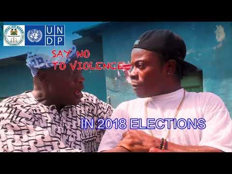 Sierra Leone Legal Aid Board, Say No to Violence Vol 2