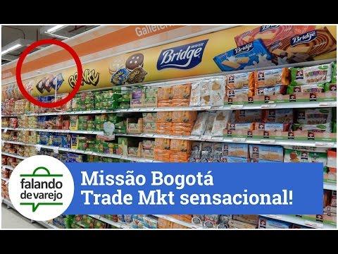 Missão Bogotá: La14 - Um supermercado com um trabalho de trade marketing incrível! - Parte 5 de 6