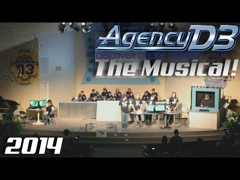 Agency D3: The Musical!