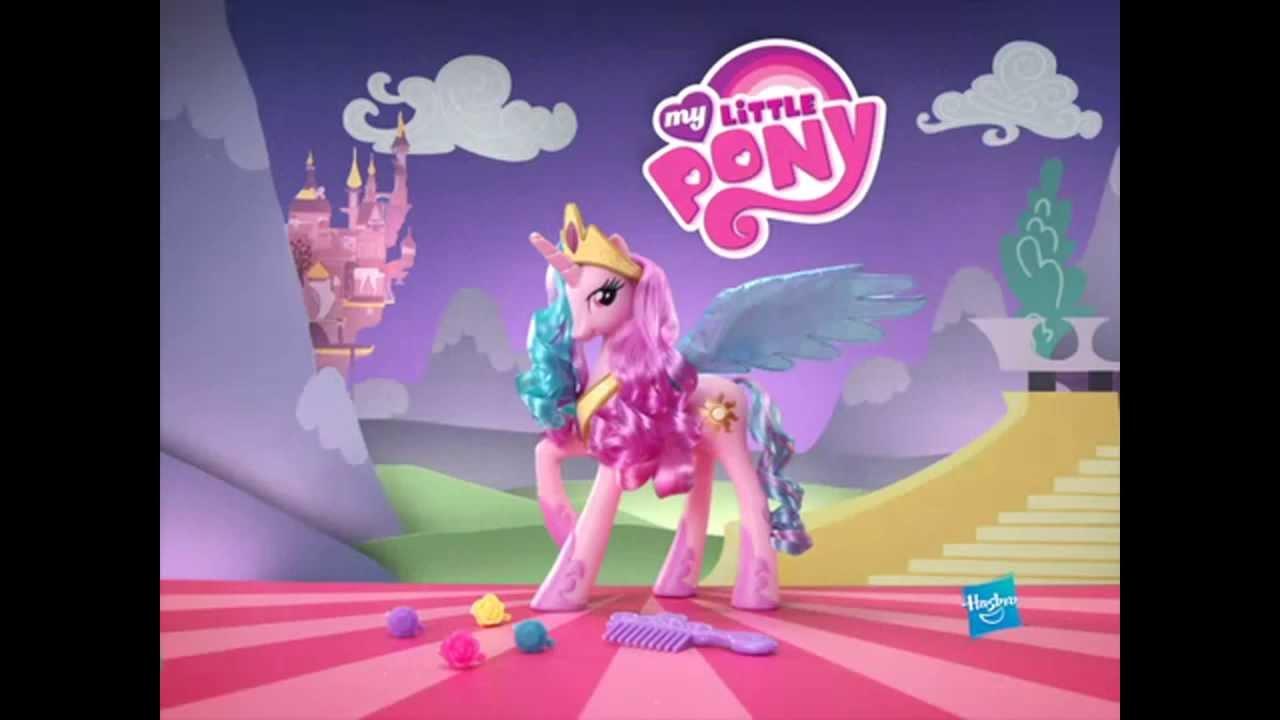 282257adaf9 My Little Pony elektrooniline printsess Celestia (114820841) - Osta.ee